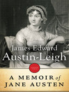 A Memoir of Jane Austen (eBook)