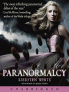Paranormalcy (MP3): Paranormalcy Series, Book 1