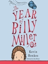 The Year of Billy Miller (MP3)