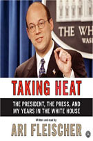 Taking Heat (MP3): The President, the Press, and My Years in the White House