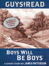 Boys Will Be Boys (eBook)