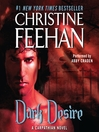 Dark Desire (MP3): Dark Series, Book 2