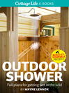 Outdoor Shower (eBook): Full plans for getting wet in the wild