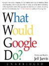 What Would Google Do? (MP3)