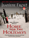 Home for the Holidays (eBook): A Night Huntress Novella