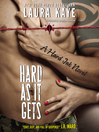 Hard As It Gets (MP3)