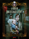 The Hostile Hospital (MP3): A Series of Unfortunate Events, Book 8