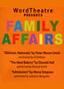 WordTheatre Presents Family Affairs (MP3)