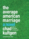 The Average American Marriage (MP3): Average American Series, Book 2