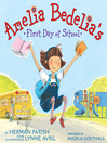 Amelia Bedelia's First Day of School (MP3)