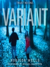 Variant (MP3): Variant Series, Book 1