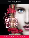 Nightfall (MP3): The Vampire Diaries: The Return Series, Book 1