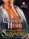 The Last Wicked Scoundrel (eBook)