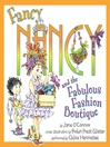 Fancy Nancy and the Fabulous Fashion Boutique (MP3)