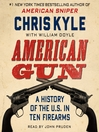 American Gun (MP3): A History of the U.S. in Ten Firearms