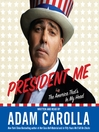 President Me (MP3): The America That's in My Head