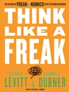 Cover image for Think Like a Freak