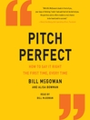Pitch Perfect (MP3): How to Say It Right the First Time, Every Time