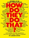 How Do They Do That? (eBook)