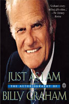 Just as I Am (MP3): The Autobiography of Billy Graham