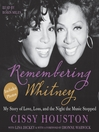 Remembering Whitney (MP3)