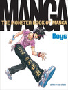 The Monster Book of Manga (eBook): Boys
