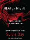 Heat of the Night (MP3): Dream Guardians Series, Book 2