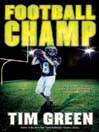 Football Champ (eBook): Football Genius Series, Book 3