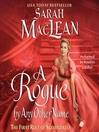 A Rogue By Any Other Name (MP3): Rules of Scoundrels Series, Book 1