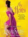 The Heiress (MP3): Madison Sisters Series, Book 2
