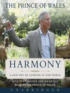 Harmony (MP3): A New Way of Looking at Our World