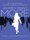 Women Want More (eBook): How to Capture Your Share of the World's Largest, Fastest-Growing Market