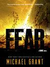 Fear : a Gone novel