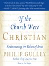 If the Church Were Christian (MP3)