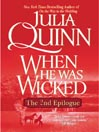 When He Was Wicked (MP3): The 2nd Epilogue