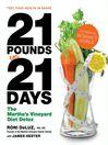 21 Pounds in 21 Days (eBook): The Martha's Vineyard Diet Detox