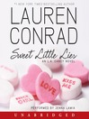 Sweet Little Lies (MP3): L. A. Candy Series, Book 2