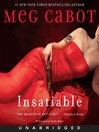 Insatiable (MP3): Insatiable Series, Book 1