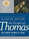 The Gospel of Thomas (eBook): The Hidden Sayings of Jesus