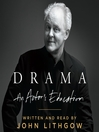 Drama (MP3): An Actor's Education