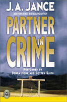 Partner in Crime (MP3): Joanna Brady Series, Book 10