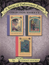 A Series of Unfortunate Events Collection (eBook): A Series of Unfortunate Events Series, Books 4-6