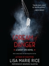 I Dream of Danger (MP3): Ghost Ops Series, Book 2