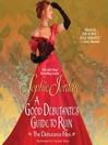 A Good Debutante's Guide to Ruin (MP3): Debutante Files Series, Book 1