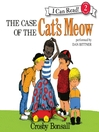 The Case of the Cat's Meow (MP3)