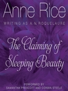 The Claiming of Sleeping Beauty (MP3): Sleeping Beauty Trilogy, Book 1