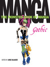 Monster Book of Manga (eBook): Gothic