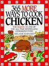 365 More Ways to Cook Chicken (eBook)