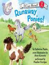 Runaway Ponies! (MP3)