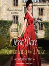 Romancing the Duke (MP3): Castles Ever After Series, Book 1